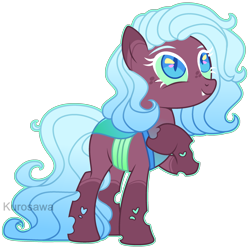 Size: 2480x2454   Tagged: safe, artist:kurosawakuro, oc, changepony, hybrid, base used, female, high res, interspecies offspring, magical lesbian spawn, offspring, parent:pinkie pie, parent:queen chrysalis, parents:pinkiesalis, simple background, solo, transparent background