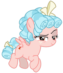 Size: 2131x2466 | Tagged: safe, artist:sketchmcreations, cozy glow, pegasus, bow, female, filly, flying, hair bow, looking at you, simple background, smiling, transparent background, vector