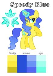 Size: 1236x1756 | Tagged: safe, artist:soarindash10, oc, oc only, pony, unicorn, color palette, cutie mark, horn, lidded eyes, magic, next generation, offspring, parent:comet tail, parent:sunset shimmer, parents:cometshimmer, simple background, solo, unicorn oc