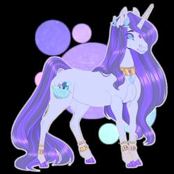 Size: 900x900 | Tagged: safe, artist:sadelinav, oc, oc:evening wonder, pony, unicorn, female, mare, simple background, solo, transparent background