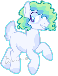 Size: 1254x1662 | Tagged: safe, artist:kurosawakuro, oc, base used, deer tail, magical lesbian spawn, male, offspring, outline, parent:cloudy quartz, parent:windy whistles, simple background, solo, transparent background