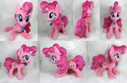 Size: 8551x5577 | Tagged: safe, artist:doctorkoda, pinkie pie, pony, absurd resolution, irl, photo, plushie, solo