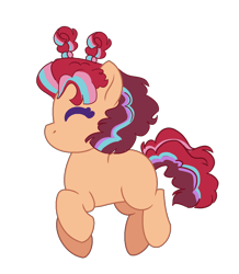 Size: 1016x1164 | Tagged: safe, artist:fallen-astronomy, artist:strawberry-spritz, oc, oc only, earth pony, pony, base used, female, filly, offspring, parent:cheese sandwich, parent:twilight sparkle, parents:cheeselight, pigtails, simple background, transparent background