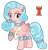 Size: 1280x1322 | Tagged: safe, artist:thatonecrazyartist18, cozy glow, pegasus, clothes, collar, cuffs, ear piercing, earring, implied cozirek, jewelry, nose piercing, nose ring, older, older cozy glow, piercing, scarf, show accurate, simple background, solo, tailcuff, transparent background