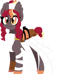 Size: 989x1282 | Tagged: safe, artist:nootaz, oc, oc:corona chan, oc:porona, bat pony, bat pony oc, bat wings, coronavirus, covid-19, povid-19, simple background, transparent background, wings