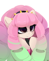Size: 4000x5000 | Tagged: safe, artist:xsatanielx, oc, pony, female, ponified, rcf community, solo