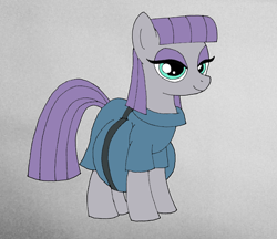 Size: 732x633 | Tagged: safe, maud pie, hyper, hyper belly, hyper pregnancy, impossibly large belly, pregnant