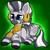 Size: 2229x2244 | Tagged: safe, artist:gleamydreams, zecora, zebra, cute, ear piercing, earring, female, jewelry, mare, piercing, solo, zecorable