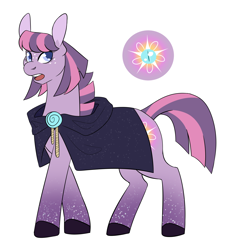 Size: 2300x2500 | Tagged: safe, artist:gypsydragonzephyr, twilight sparkle, earth pony, pony, leak, spoiler:g5, clothes, cutie mark, earth pony twilight, female, g5, hooves, mare, redesign, simple background, solo, twilight sparkle (g5), white background