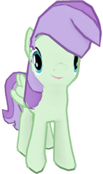 Size: 1458x2456 | Tagged: safe, artist:topsangtheman, violet twirl, pegasus, pony, friendship student, gameloft, looking at you, simple background, transparent background