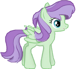 Size: 1701x1536 | Tagged: safe, artist:topsangtheman, violet twirl, pegasus, pony, friendship student, gameloft, simple background, transparent background
