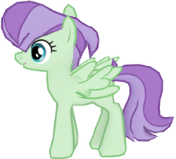 Size: 1694x1536 | Tagged: safe, artist:topsangtheman, violet twirl, pegasus, pony, friendship student, gameloft, simple background, transparent background