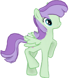 Size: 1370x1536 | Tagged: safe, artist:topsangtheman, violet twirl, pegasus, pony, friendship student, gameloft, pose, simple background, transparent background