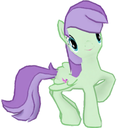 Size: 1405x1536 | Tagged: safe, artist:topsangtheman, violet twirl, pegasus, pony, friendship student, gameloft, looking at you, pose, raised hoof, simple background, transparent background