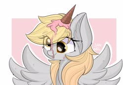 Size: 2560x1768 | Tagged: safe, artist:janelearts, derpy hooves, pegasus, pony, :p, derp, ear fluff, female, food, ice cream, ice cream horn, mare, outline, smiling, solo, spread wings, tongue out, wings
