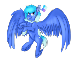 Size: 2500x2000 | Tagged: safe, artist:euspuche, oc, oc only, pegasus, female, simple background, solo, transparent background