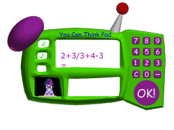 Size: 1024x768 | Tagged: safe, artist:conrail15, edit, vector edit, sci-twi, twilight sparkle, equestria girls, baldi's basics in education and learning, crossover, math, photo, photo edit, photoshop, simple background, smiling, smirk, solo, template, transparent background, vector