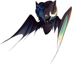 Size: 2280x2065 | Tagged: safe, artist:shiroikitten, oc, oc:oryn, pony, bat wings, bust, horns, portrait, simple background, solo, transparent background, wings