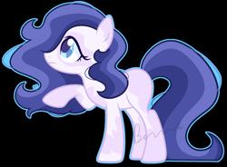 Size: 2160x1590 | Tagged: safe, artist:kurosawakuro, oc, earth pony, pony, magical lesbian spawn, offspring, parent:cloudy quartz, parent:cookie crumbles, simple background, solo, transparent background