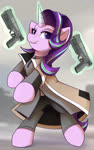 Size: 1250x2000   Tagged: safe, artist:shadowreindeer, starlight glimmer, android, robot, detroit, detroit: become human, markus