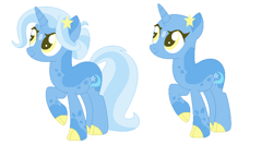 Size: 746x431   Tagged: safe, artist:hespersentry, trixie, alternate universe, older trixie