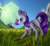 Size: 3600x3300 | Tagged: safe, artist:sanroys, rarity, pony, unicorn, female, glowing horn, horn, magic, mare, solo
