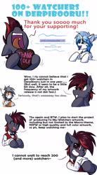Size: 2480x4508 | Tagged: safe, artist:movieskywalker, derpibooru exclusive, oc, oc only, oc:beginning winter, oc:shamal, oc:skywalk shadow, cyborg, cyborg pony, earth pony, pony, unicorn, chocolate, clothes, earth pony oc, female, food, goggles, horn, male, open mouth, simple background, smiley face, smiling, smiling at you, unicorn oc, uniform, wearing human clothes, white background