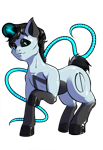 Size: 835x1214   Tagged: safe, artist:leastways, derpibooru exclusive, oc, oc only, oc:iso, pony, unicorn, female, magic, mare, simple background, solo, tentacles, transparent background