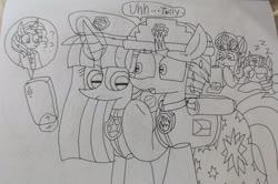 Size: 3282x2184   Tagged: safe, artist:徐詩珮, fizzlepop berrytwist, glitter drops, spring rain, sunset shimmer, tempest shadow, twilight sparkle, alicorn, unicorn, series:sprglitemplight diary, series:sprglitemplight life jacket days, series:springshadowdrops diary, series:springshadowdrops life jacket days, alternate universe, bisexual, broken horn, chase (paw patrol), clothes, cute, female, glitterbetes, glitterlight, glittershadow, horn, lesbian, lifeguard, lifeguard spring rain, lifejacket, lol, marshall (paw patrol), onomatopoeia, paw patrol, polyamory, shipping, skye (paw patrol), sleeping, sound effects, sprglitemplight, springbetes, springdrops, springlight, springshadow, springshadowdrops, tempestbetes, tempestlight, twilight sparkle (alicorn), zuma (paw patrol), zzz