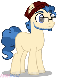 Size: 1249x1665 | Tagged: safe, artist:amgiwolf, oc, oc:steven, earth pony, pony, glasses, male, simple background, solo, stallion, transparent background
