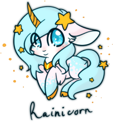 Size: 257x277 | Tagged: safe, artist:14th-crown, oc, oc only, pony, unicorn, cloven hooves, colored hooves, eye clipping through hair, horn, peytral, simple background, smiling, transparent background, unicorn oc
