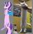 Size: 422x432 | Tagged: safe, artist:jaezmien, artist:vinylmelody, starlight glimmer, cat, pony, unicorn, cute, glimmerbetes, irl, long glimmer, long pony, longcat, meme, photo, solo