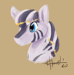 Size: 514x519 | Tagged: safe, artist:scruffasus, oc, oc:ruzeth, pony, zebra, male