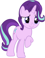Size: 7723x10000 | Tagged: safe, artist:brotaraft, starlight glimmer, pony, unicorn, student counsel, .ai available, .svg available, absurd resolution, cute, female, glimmerbetes, looking at you, mare, simple background, smiling, solo, transparent background, vector