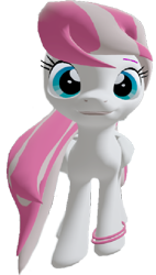 Size: 410x720 | Tagged: safe, artist:topsangtheman, angel wings, pegasus, pony, 3d, looking at you, simple background, solo, source filmmaker, transparent background