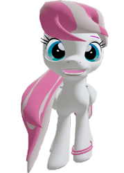 Size: 515x720 | Tagged: safe, artist:topsangtheman, angel wings, pegasus, pony, 3d, looking at you, open mouth, simple background, solo, source filmmaker, transparent background