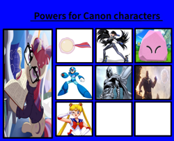 Size: 996x803 | Tagged: safe, artist:mega-poneo, moondancer, human, pony, unicorn, balldancer, bayonetta, bayonetta (character), book, crossover, female, kirby, kirby (character), levitation, magic, male, mare, megaman x, meme, moon knight, rolling, sailor moon, self-levitation, sonic the hedgehog, sonic the hedgehog (series), spin dash, super smash bros., telekinesis, thanos