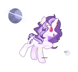 Size: 1964x1800 | Tagged: safe, artist:nocturnal-seayt, oc, oc:astrid sea, pony, unicorn, female, magical lesbian spawn, mare, offspring, parent:rainbow dash, parent:twilight sparkle, parents:twidash, simple background, solo, transparent background
