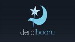 Size: 4016x2251   Tagged: safe, artist:zerrakoth, derpibooru, logo, meta