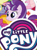 Size: 514x703 | Tagged: safe, angel bunny, nurse redheart, starlight glimmer, stormfeather, turf, cropped, logo, meme, my little pony logo, wow! glimmer