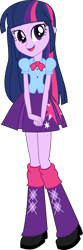 Size: 2678x8024 | Tagged: safe, artist:firesidearmy46231, twilight sparkle, equestria girls, equestria girls (movie), cute, looking at you, simple background, solo, transparent background, twiabetes, twilight sparkle (alicorn), vector