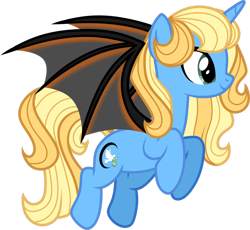 Size: 1280x1178 | Tagged: safe, artist:helenosprime, oc, oc:skydeviant, alicorn, bat pony, bat pony alicorn, pony, bat wings, female, horn, mare, simple background, solo, transparent background, wings