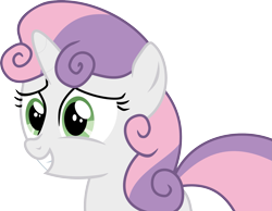 Size: 2833x2195 | Tagged: safe, artist:nero-narmeril, sweetie belle, pony, high res, simple background, solo, transparent background, vector