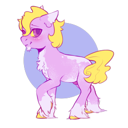 Size: 3000x3000 | Tagged: safe, artist:sandra_and_0lvio, oc, oc only, unnamed oc, earth pony, pony, abstract background, blushing, chest fluff, chin fluff, colored hooves, colored pupils, colored sclera, ear fluff, floppy ears, looking at you, male, nudity, one hoof raised, raised hoof, sheath, sheathed, simple background, smiling, smirk, solo, stallion, transparent background, unshorn fetlocks