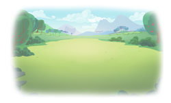 Size: 987x592 | Tagged: safe, background, gameloft, mountain, no pony, outdoors, resource, tree