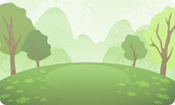Size: 954x572 | Tagged: safe, background, gameloft, grass, mountain, no pony, outdoors, resource, tree