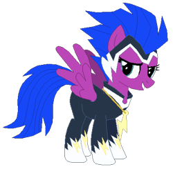 Size: 434x425 | Tagged: safe, artist:optimusv42, firefly, rainbow dash, zapp, pegasus, pony, g1, clothes, comic book, comic book convention, convention, cosplay, costume, cousin, family, fan version, friendship troopers, my little pony friendship troopers, power ponies, simple background, superhero, superhero costume, transparent background