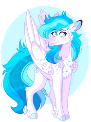 Size: 768x1029 | Tagged: safe, artist:wanderingpegasus, oc, female, mare