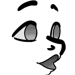 Size: 374x374 | Tagged: source needed, safe, artist:firelorda2, pony, emotes, emoticon, pog, pogchamp, poggers, simple background, surprised, transparent background, twitch