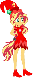 Size: 286x666 | Tagged: safe, artist:selenaede, artist:user15432, sunset shimmer, human, equestria girls, barely eqg related, base used, boots, clothes, cosplay, costume, crossover, cutie mark, ear piercing, earring, element of empathy, element of forgiveness, gloves, hand on hip, hat, jewelry, magical doremi, ojamajo doremi, piercing, ponied up, shoes, witch, witch apprentice, witch costume, witch hat